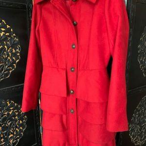 BB Dakota Red Coat